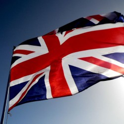 """""""Flag - Union Flag"""" by Vaughan Leiberum from Cape Town, South Africa"""