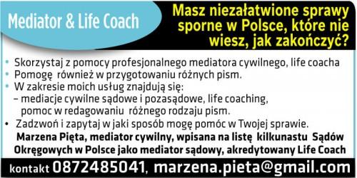 Mediator & Life Coach