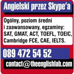 angielski skype