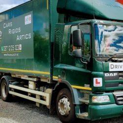 Prawo Jazdy C, CE, D w Irlandii oraz Driver CPC - Nauka Jazdy Dublin